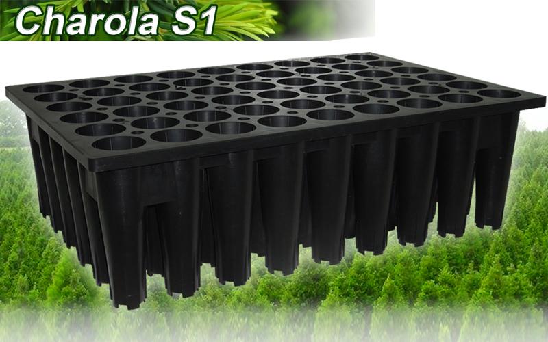 Charola S1, charola germinadora