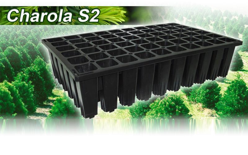 Charola S2, charola germinadora