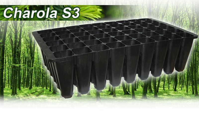 Charola S3, charola germinadora